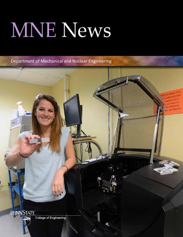 Mne 2014 Penn State Mechanical & Nuclear