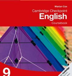Cambridge Checkpoint English Coursebook 9 by Cambridge University Press  Education - issuu [ 1494 x 1186 Pixel ]