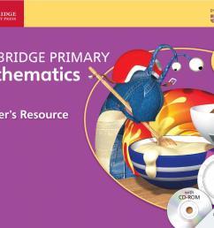 Cambridge Primary Mathematics Teacher's Resource 5 by Cambridge University  Press Education - issuu [ 1069 x 1496 Pixel ]