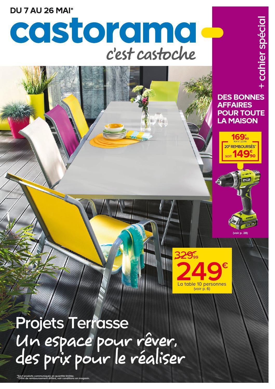 castorama catalogue 7 26mai2014 by