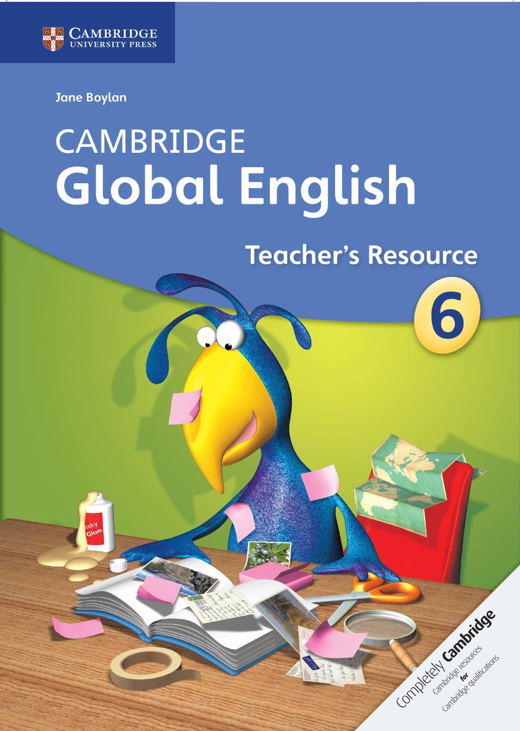 hight resolution of Cambridge Global English Teacher's Resource 6 by Cambridge University Press  Education - issuu