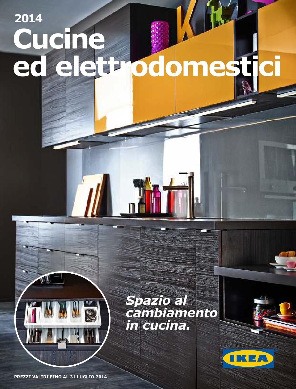Lato finale di una serie di mobili da cucina. Ikea Catalogo Cucine 2014 By Mobilpro Issuu