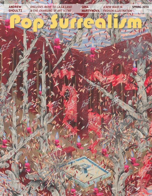Pop Surrealism - Spring 2014 Rk Media Publications Issuu
