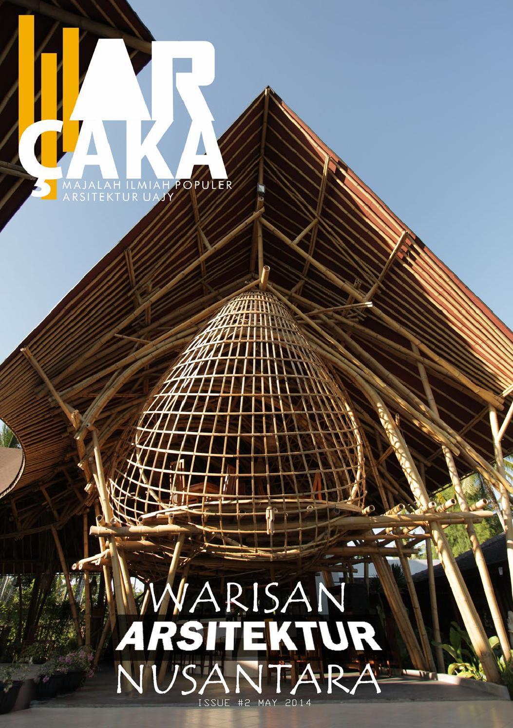 Issue 2 Warisan Arsiektur Nusantara by ARAKA  Issuu