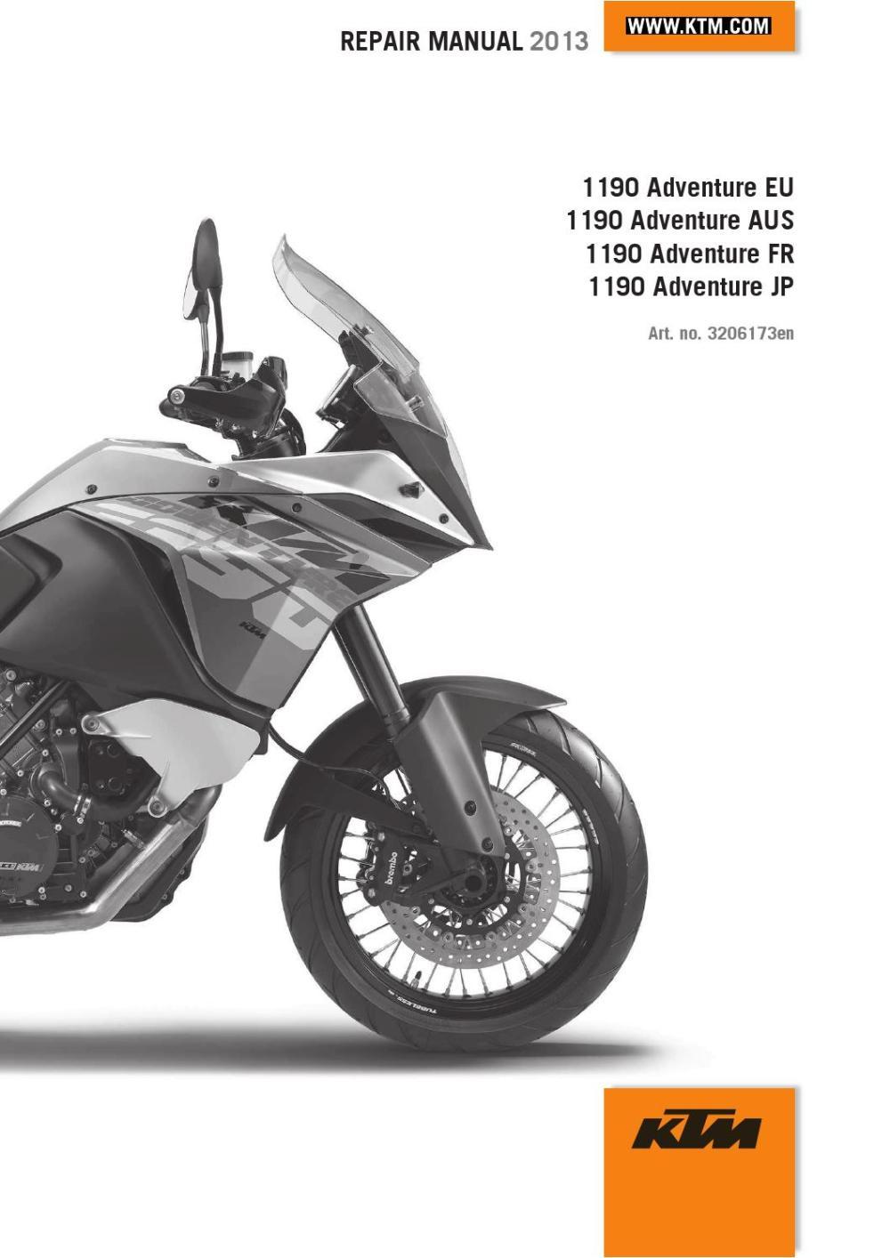 medium resolution of ktm part manual