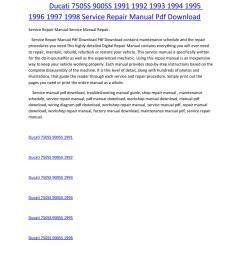 ducati 750ss 900ss 1991 1992 1993 1994 1995 1996 1997 1998 service manual repair pdf download [ 1156 x 1496 Pixel ]