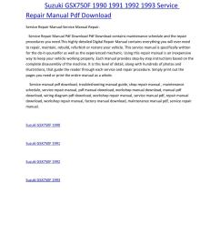 suzuki gsx750f 1990 1991 1992 1993 service manual repair pdf download [ 1156 x 1496 Pixel ]
