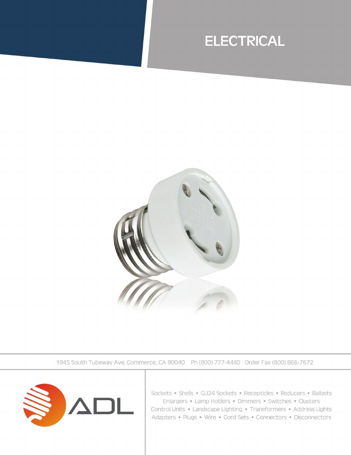 hight resolution of electrical catalog