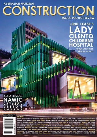 Australian National Construction Review By Trade Media