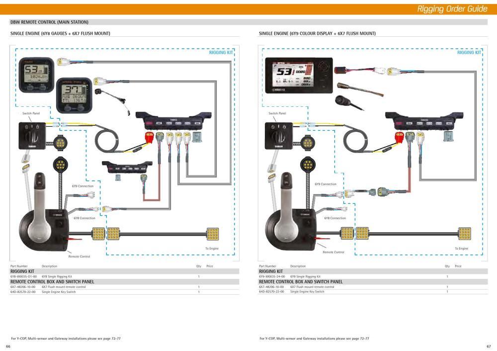 medium resolution of yamaha 6y8 wiring diagram