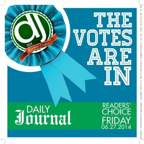 Readers Choice 20170701