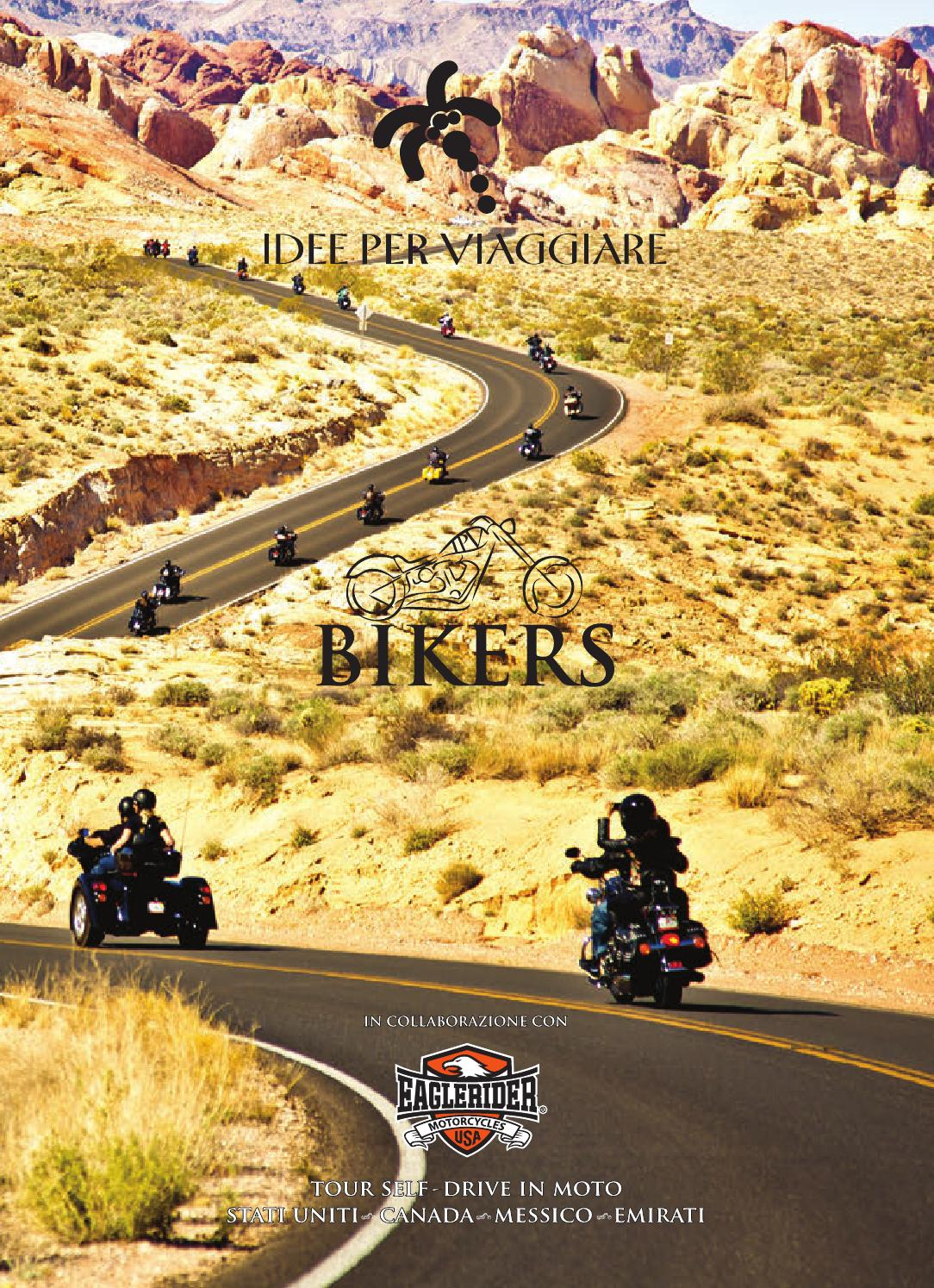 Bikers Tour in Harley  Davidson e Indian by Idee per Viaggiare  Issuu