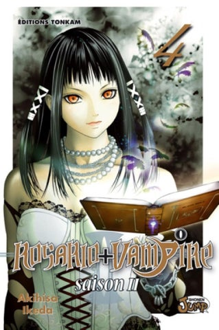 Rosario + Vampire Saison 2 : rosario, vampire, saison, Rosario, Vampire, Jcvcproductions, Issuu