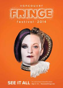 2014 Vancouver Fringe Festival Program Guide