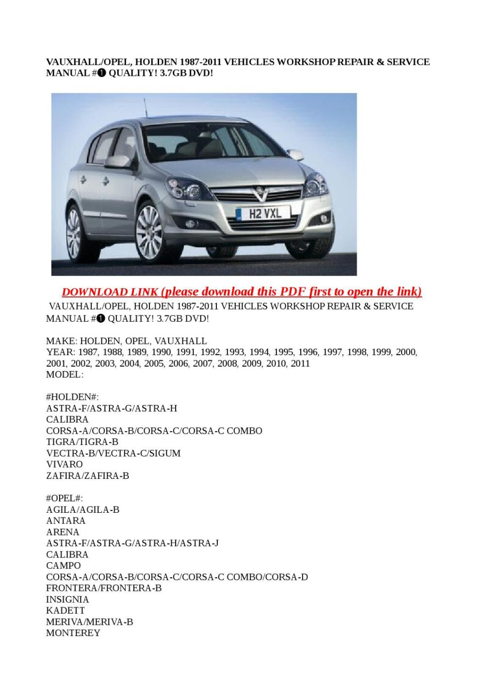 medium resolution of vauxhall corsa d wiring diagram pdf