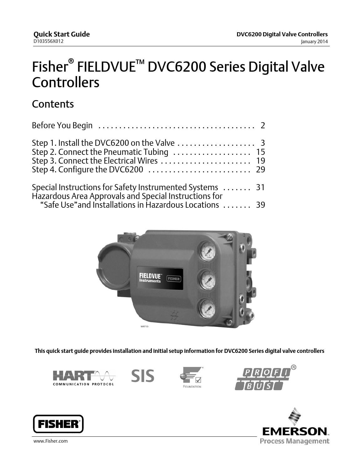 fisher dvc wiring diagram thermostat for goodman heat pump fischer dvc6200 by nataly cardoso nagriff issuu