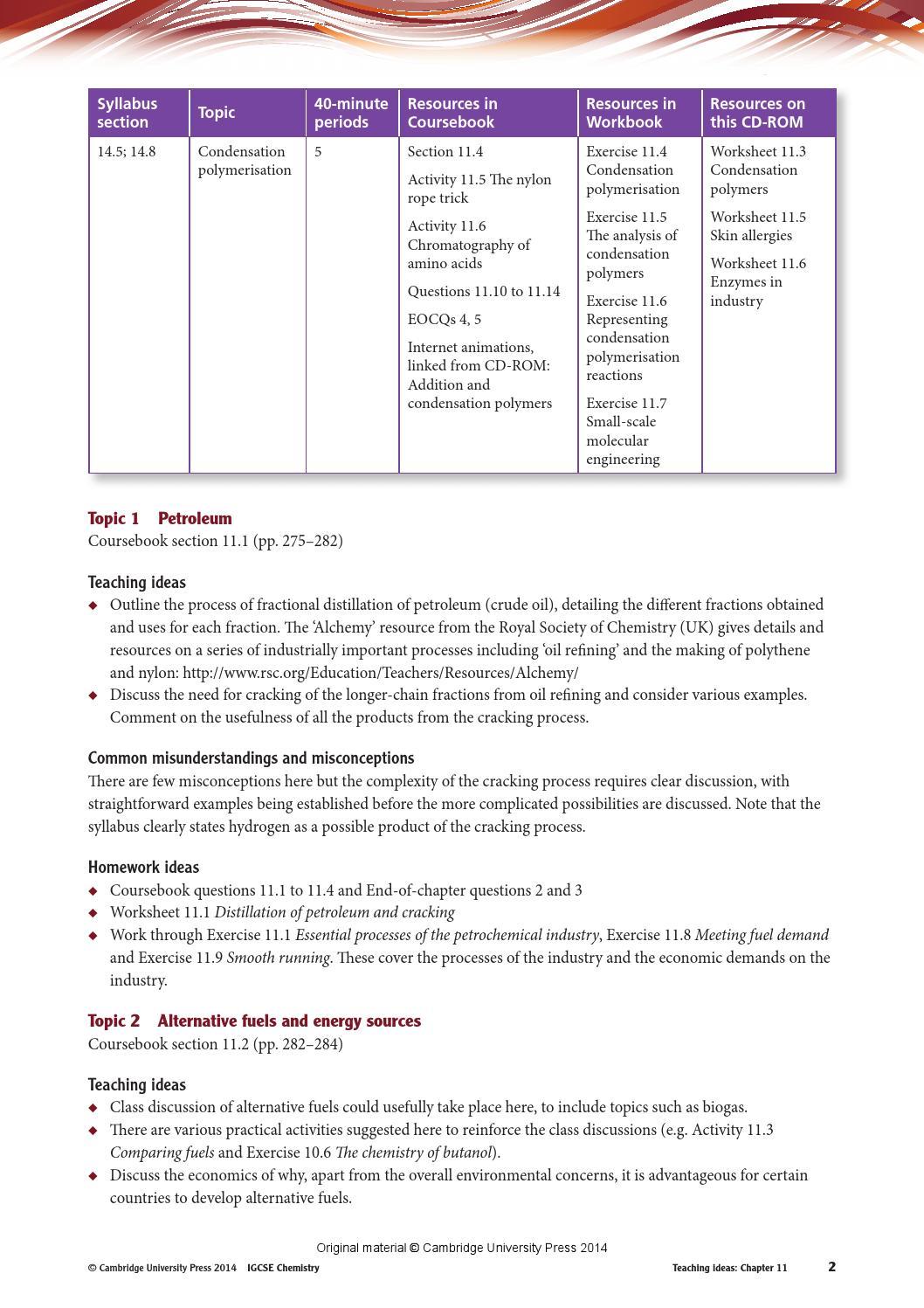 hight resolution of Cambridge IGCSE Chemistry Teacher's Resource (fourth edition) by Cambridge  University Press Education - issuu