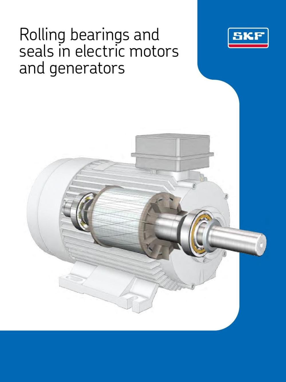 medium resolution of skf rolling bearings seals in electric motors generators en by eriks nederland issuu