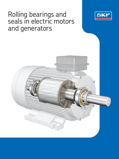 small resolution of skf rolling bearings seals in electric motors generators en by eriks nederland issuu