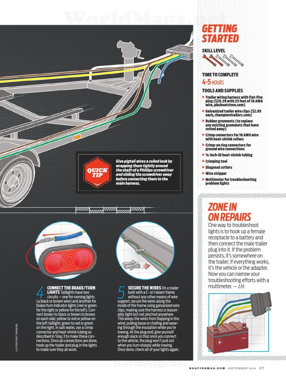 medium resolution of phillip trailer harnes wiring diagram