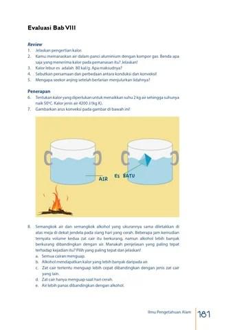 Kamu Memanaskan Air Dalam Panci Aluminium Dengan Kompor Gas : memanaskan, dalam, panci, aluminium, dengan, kompor, Kelas, Siswa, Mandalahurip, Issuu