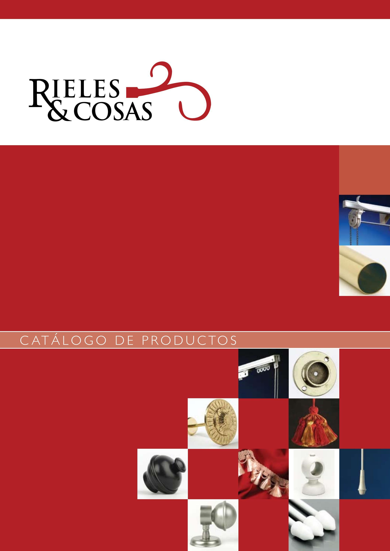Rieles y cosas accesorios by Rieles y Cosas  Issuu