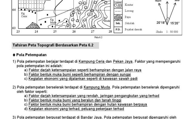 Sample Modul Geo T4 By Buku Geografi Issuu