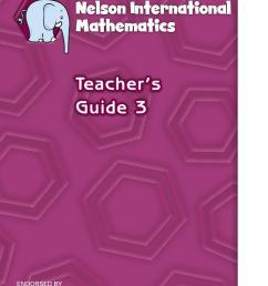 Nelson international maths teacher guide 3 by hany mufeid - issuu [ 1492 x 1098 Pixel ]