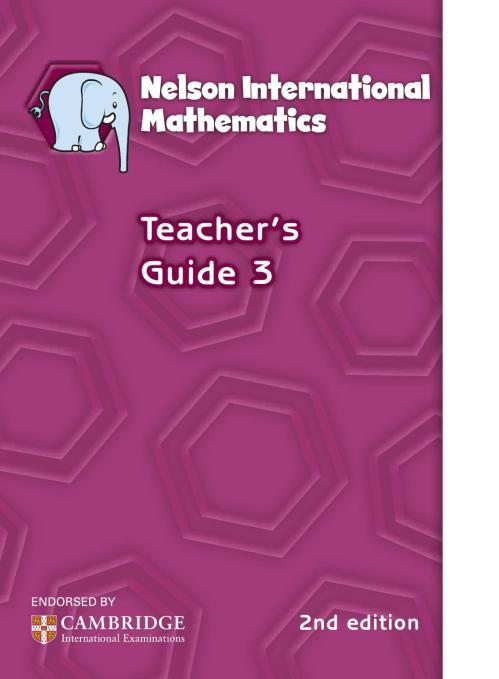 small resolution of Nelson international maths teacher guide 3 by hany mufeid - issuu