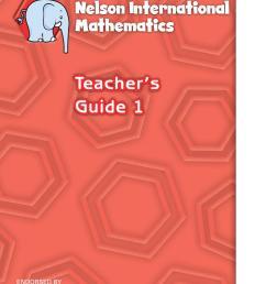 Nelson international maths teacher guide 1 by hany mufeid - issuu [ 1492 x 1098 Pixel ]