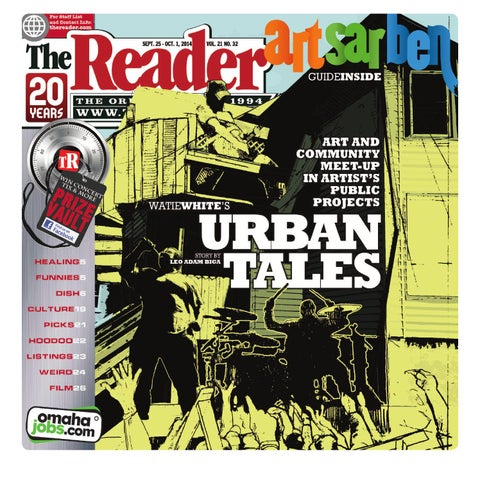 The Reader Sept. 25 - Oct. 1, 2014