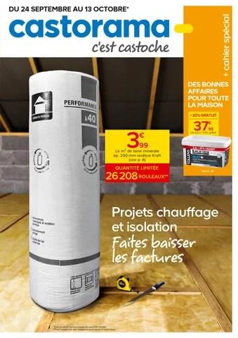 Castorama Catalogue 24septembre 13octobre2014 By Promocatalogues Com Issuu