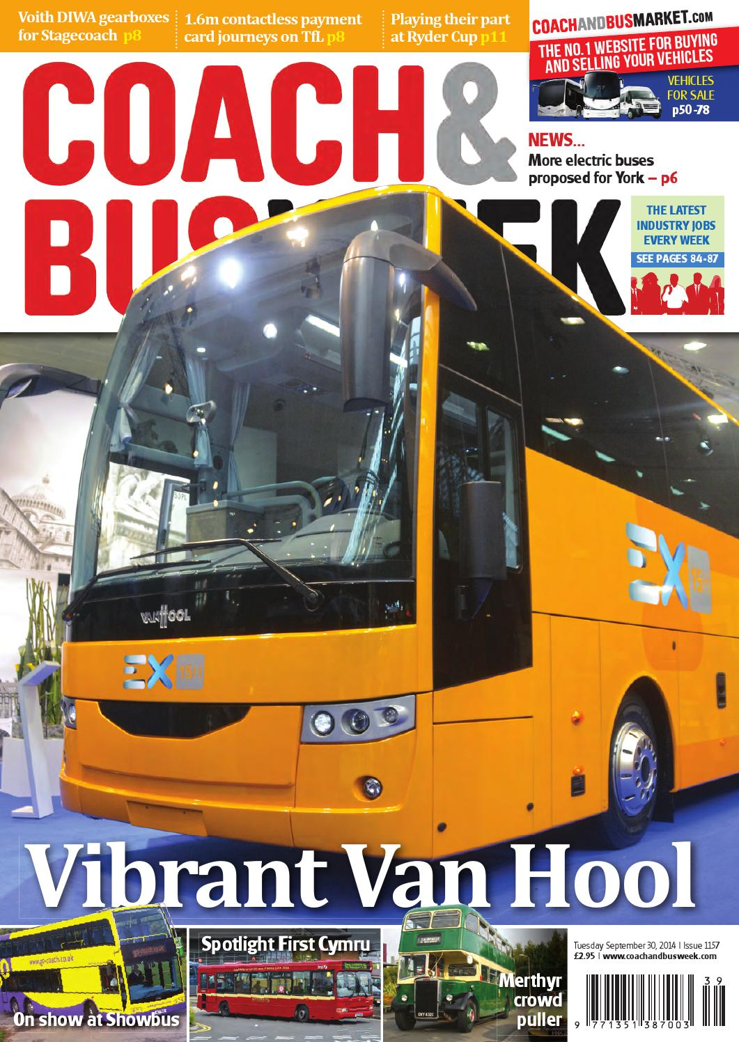 hight resolution of coach bus week issue 1157 by coach and bus week group travel world issuu