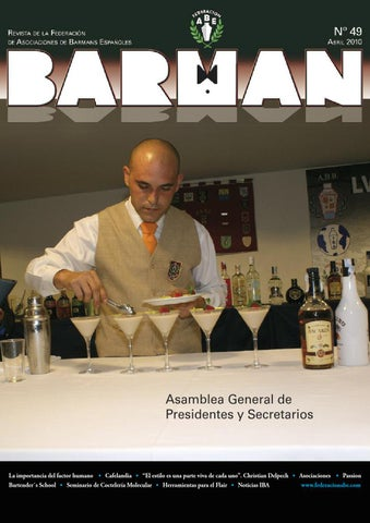 Revista barman 49