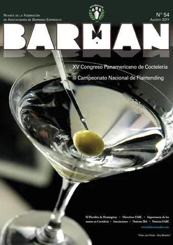 Revista barman 54