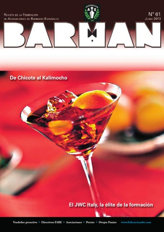 Revista barman 61