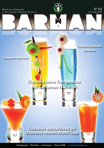 Revista barman 63