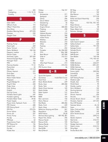 Darley Equipment Catalog #265 by W. S. Darley & Company