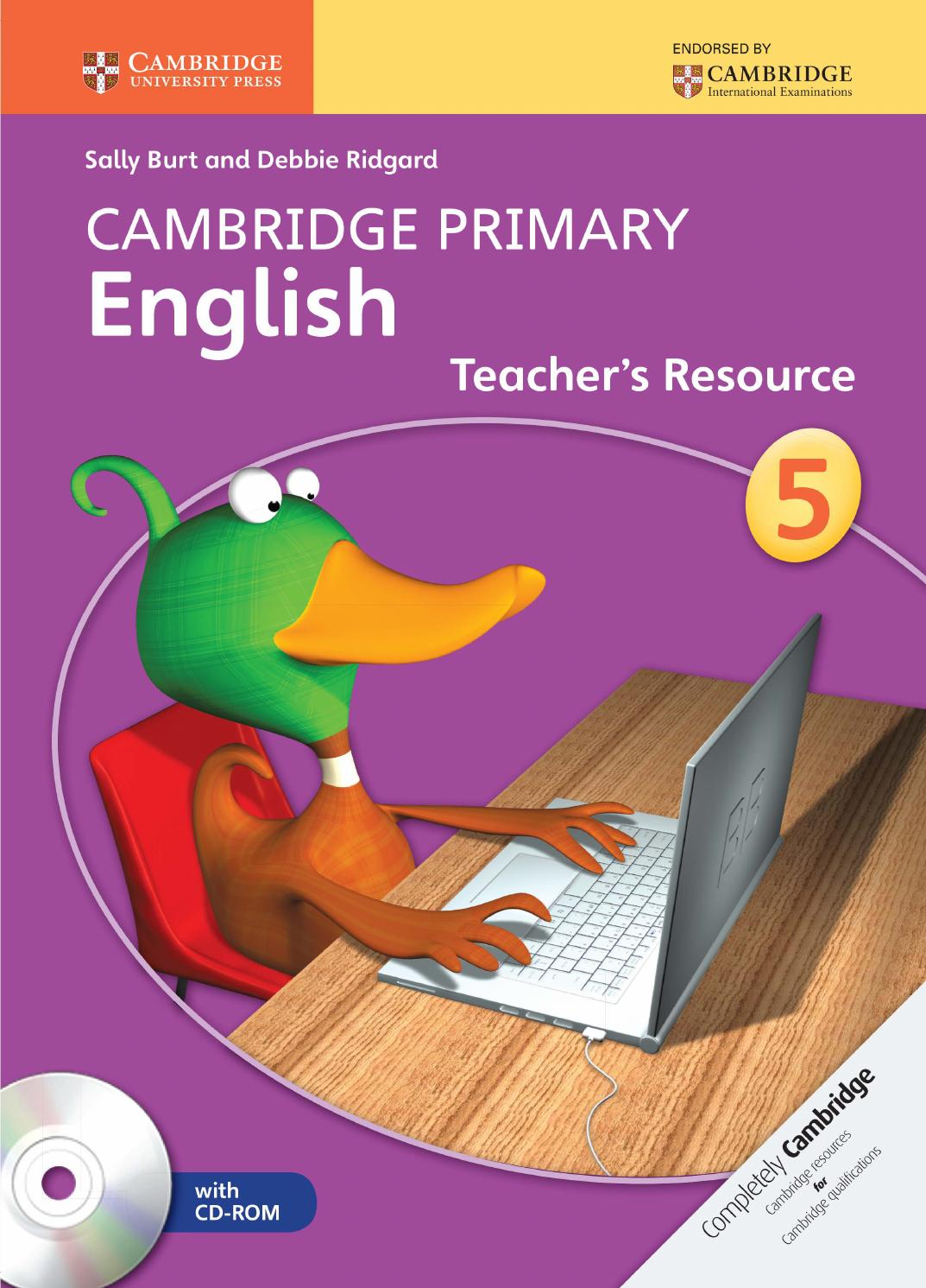 hight resolution of Preview Cambridge Primary English Teacher's Resource Book 5 by Cambridge  University Press Education - issuu