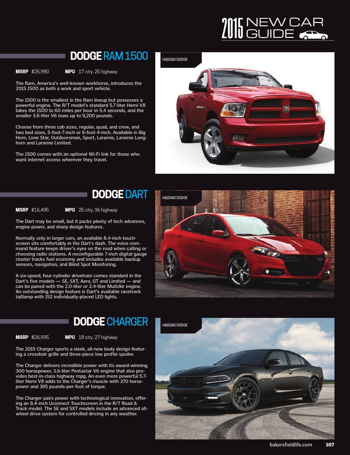 Dodge Dealership Bakersfield : dodge, dealership, bakersfield, Ultimate, Dodge:, Haddad, Dodge, Bakersfield