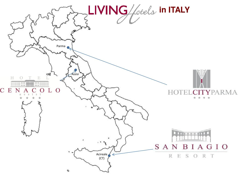 Living Hotels Presentation English by Francesco Tanzarella