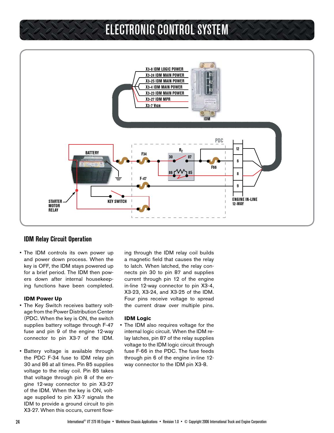 hight resolution of international idm relay wiring diagrams national rv wiring
