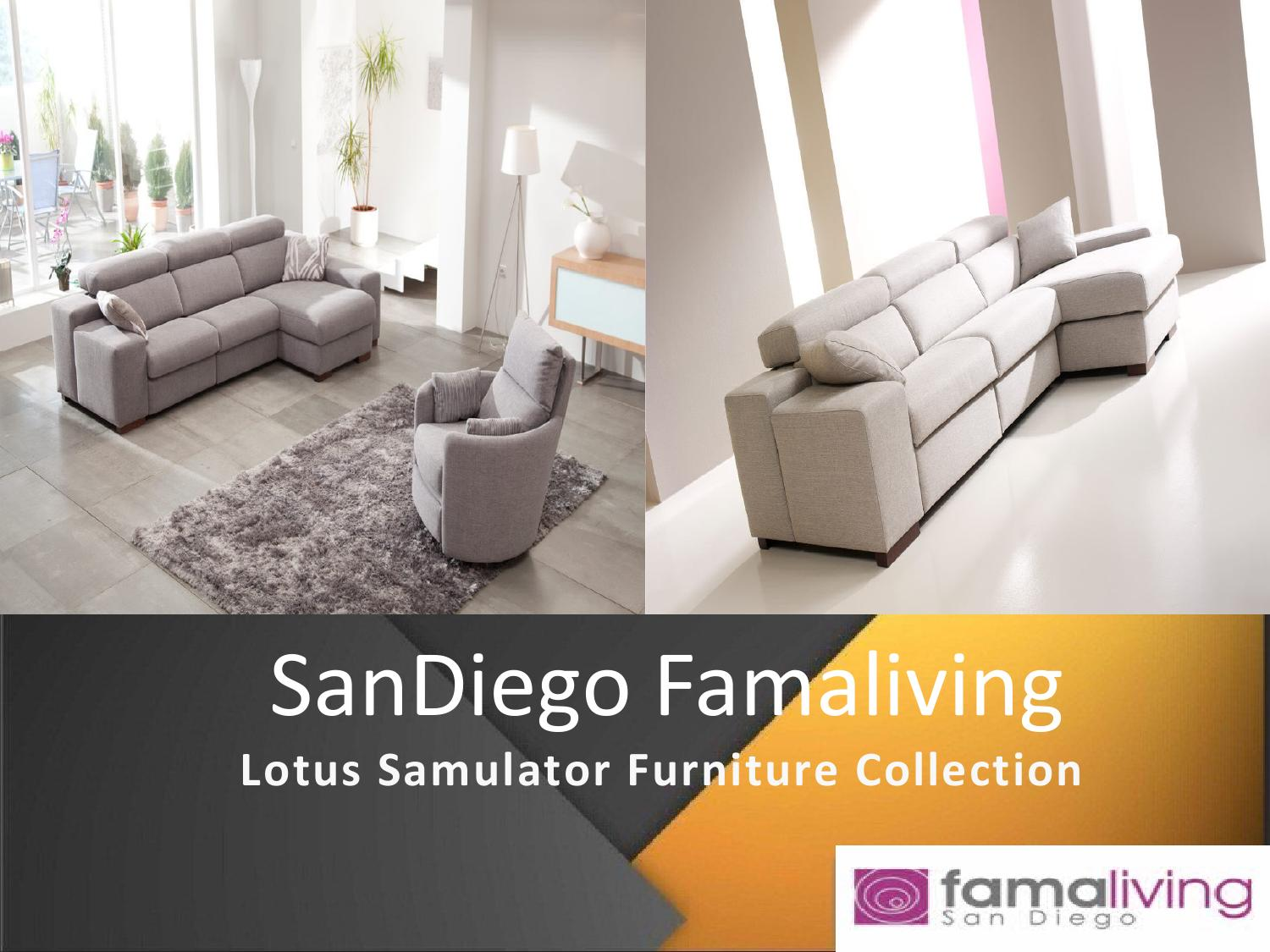 custom sofa san diego rooms to go sets sofas by famaliving issuu
