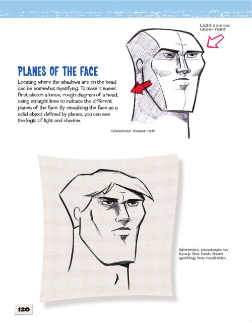 small resolution of cartoon faces how to draw heads features expressions cartoon academy by sixth spring books issuu