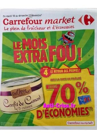 Catalogue Carrefour Market Anti Crise : catalogue, carrefour, market, crise, Anti-Crise.fr, Catalogue, Carrefour, Market, Novembre, Anti-, Crise.fr, Issuu