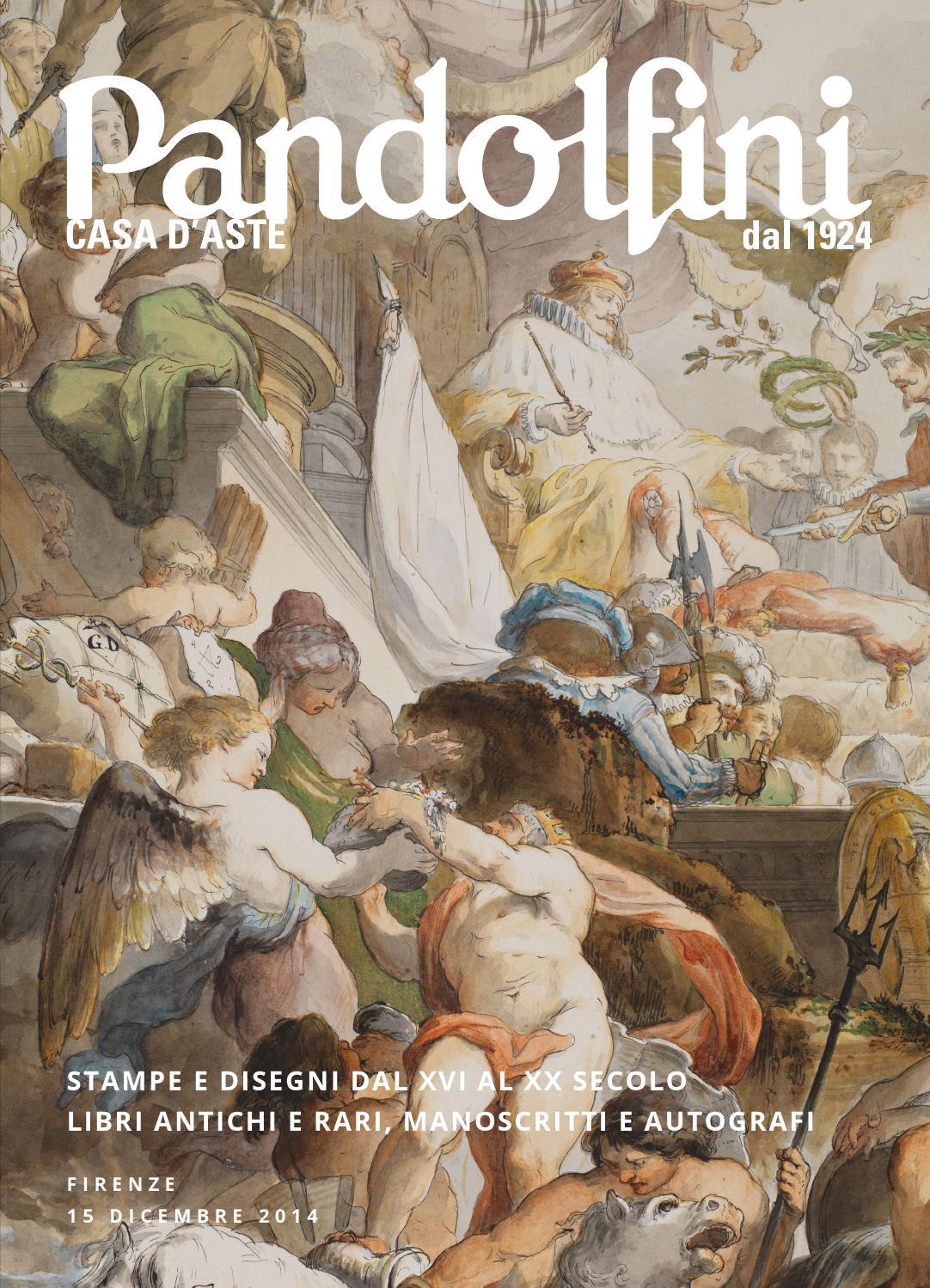 Asta di Stampe e disegni antichi e moderni libri antichi