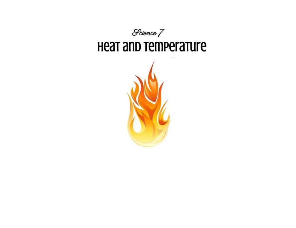 medium resolution of Science Unit Plan - Grade 7: Heat and Temperature by Laura Friesen - issuu
