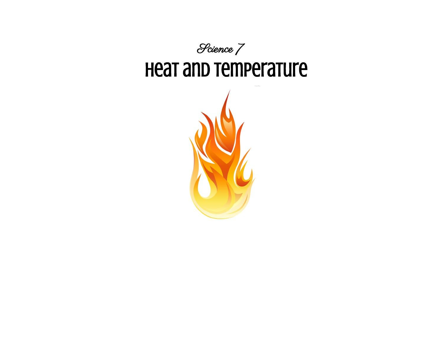 hight resolution of Science Unit Plan - Grade 7: Heat and Temperature by Laura Friesen - issuu