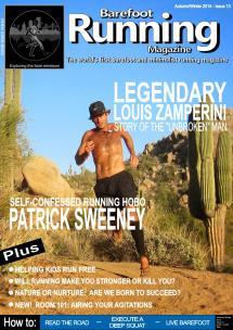 Barefoot Running Magazine