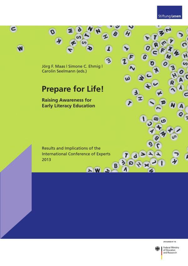 Prepare Life Raising Awareness Early Literacy